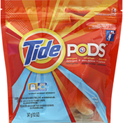 Tide Detergent, Ocean Mist, Pacs