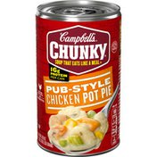 Campbell's® Chunky® Chicken Pot Pie