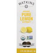 J.R. Watkins Organic Pure Lemon Extract