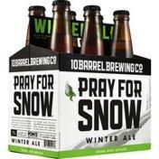 10 Barrel Brewing Pray For Snow Winter Ale
