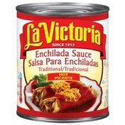 La Victoria Hot Traditional Enchilada Sauce