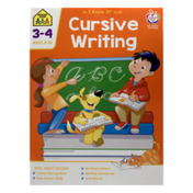School Zone An I Know It Book Cursive Writing