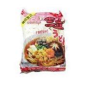 Samlip Fresh Udon Wheat Noodles