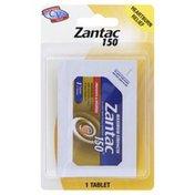 Zantac 150 Heartburn Relief, Maximum Strength, Tablet