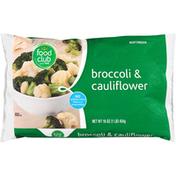 Food Club Broccoli & Cauliflower