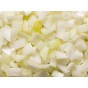 Cut Yellow Onions