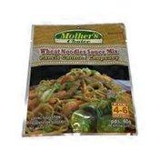Mother's Choice Wheat Noodles Sauce Mix