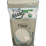 Seven Farms Flour, Organic, Coconut