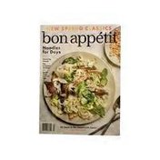 One Source Magazines Bon Appetit November 2016 The Thanksgiving Issue Magazine