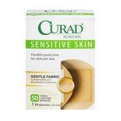 CURAD Sensitive Skin Bandages - 50 CT