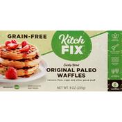 Kitchfix Waffles, Original Paleo