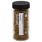Spicely Organics Harissa, Seasoning, Organic