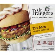 Dr. Praeger's Veggie Burgers, Tex Mex