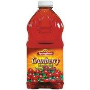 Springfield Cranberry Juice Cocktail