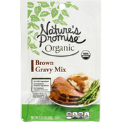 Nature's Promise Gravy Mix, Brown