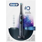 Oral-B Io8 Electric Toothbrush, Black Onyx