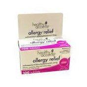 Healthy Accents Allergy Relief