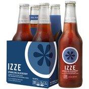 Izze Sparkling Blueberry Juice