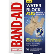 Band-Aid Bandages, Flex, All One Size