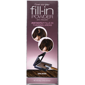 Cover your gray Fill-In Powder, Dark Brown