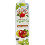 Apple & Eve 100% Juice, Natural Style Apple