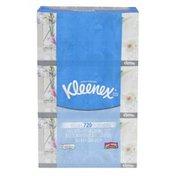 Kleenex Facial Tissue White 3-Pack 240