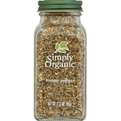 Simply Organic Lemon Pepper