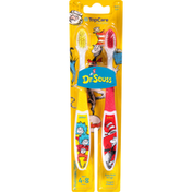 TopCare Toothbrushes, Dr. Seuss, Extra Soft