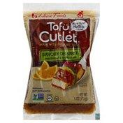 House Foods Tofu, Savory Orange, Cutlet