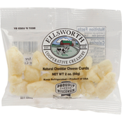 Ellsworth Cooperative Creamery Cheese Curds, Natural Cheddar