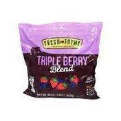 Fresh Thyme Triple Berries