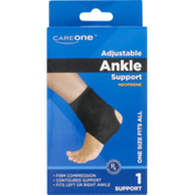 CareOne Adjustable Ankle Support