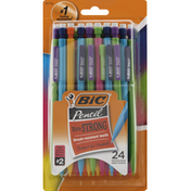 BiC Mechanical Pencils, Xtra Strong, Thick (0.9 mm), No. 2