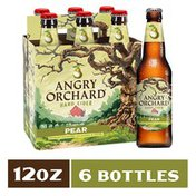 Angry Orchard Pear Hard Cider, Spiked