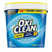 OxiClean Versatile Stain Remover Powder, 59