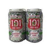101 Cider House Gunpowder Guava Sour Cider Beer