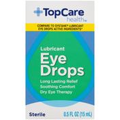 TopCare Sterile Lubricant Eye Drops