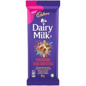 Cadbury Dairy Milk Fireworks Chocolate Bar