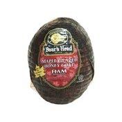 Boar's Head Maple Glazed Ham