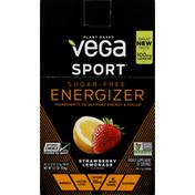 Vega Energizer, Sugar-Free, Strawberry Lemonade Flavored
