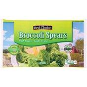 Best Choice Broccoli Spears
