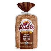 Rudi's Rocky Mountain Bakery Organic 100% Whole Wheat Bread