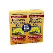 American Health Royal Brittany Evening Primrose Oil Softgels Dietary Supplement