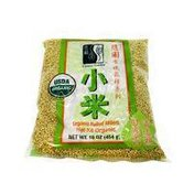 Chimes Garden Dry Organic Hulled Millet