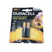 Duracell AAA 1.5 Volts Alkaline Batteries