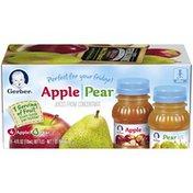 Gerber Juice Apple Juice & Pear Juice Fruit