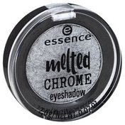 Essence Eyeshadow, Melted Chrome, Steel The Look 04