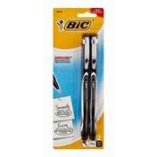 BiC Intensity Fine Black Permanent Pen - 2 CT