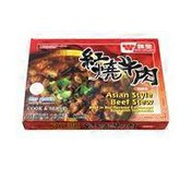 WC Asian Style Beef Stew