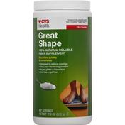 CVS Health Fiber Powder, Great Shape